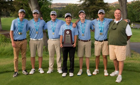 College of the Canyons Men 2019 California Community College State Champion