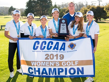 College of the Canyons Women - 2019 California Community College State Champion
