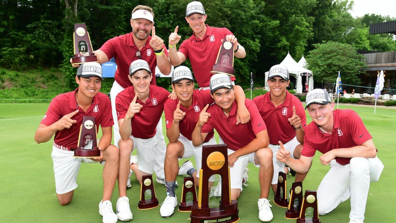 Stanford University 2019 NCAA D-I Champion